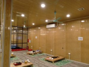 Trần tôn Panel Pu phục vụ cho mọi công trình