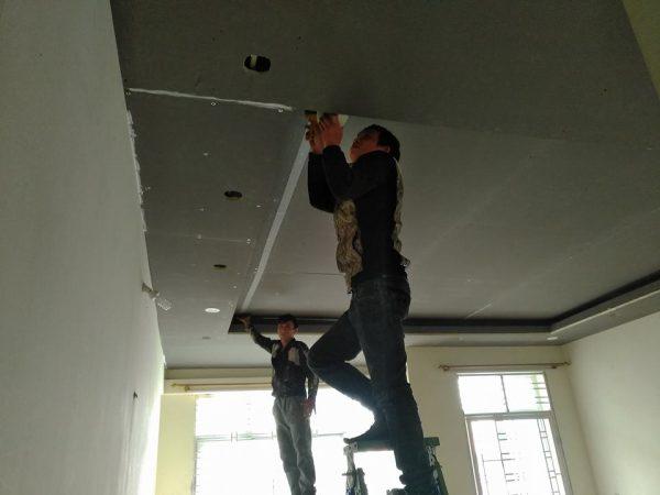 Gạch mát chống nóng trần nhà
