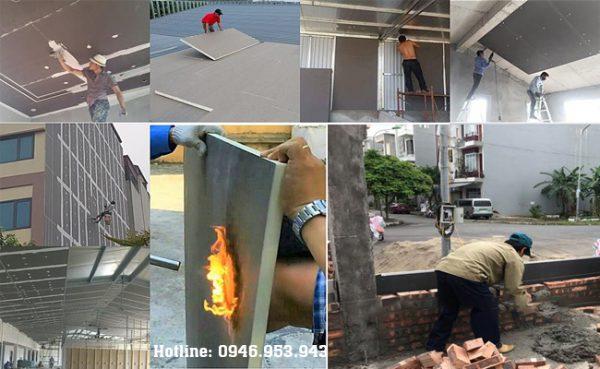gạch mát chống nóng