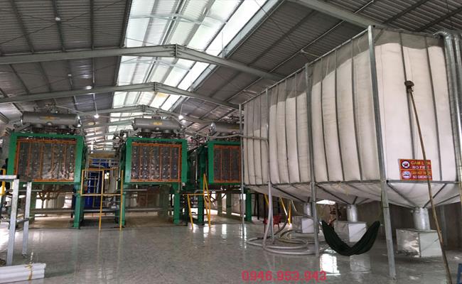 Nhà máy thùng xốp Hà Nội