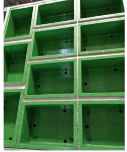 Khuôn thùng xốp EPS