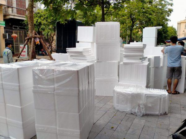 thùng xốp tại Hà Nội