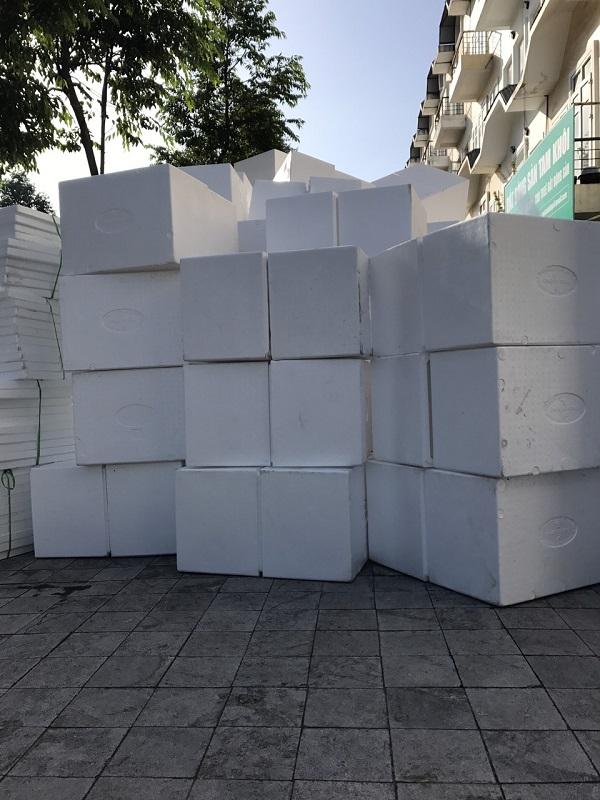 đại lý thùng xốp Hà Nội