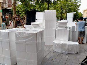 Câu hỏi thường gặp về thùng xốp đến từ khách hàng