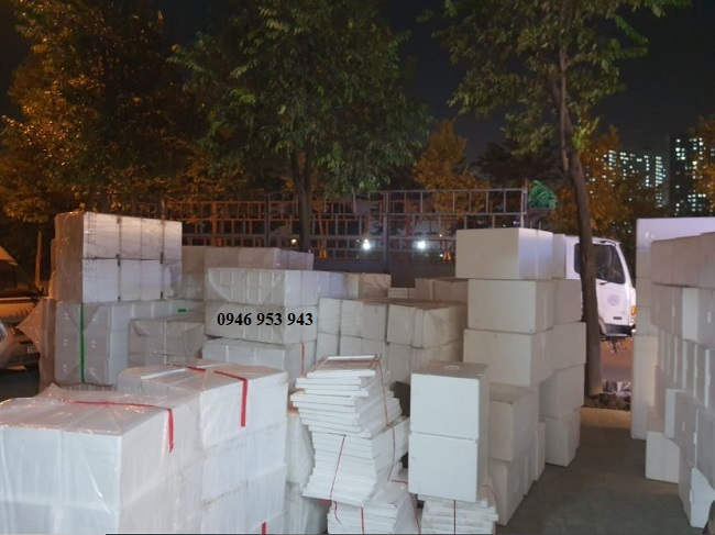 Tìm kiếm địa chỉ bán thùng xốp tại Hà Nội
