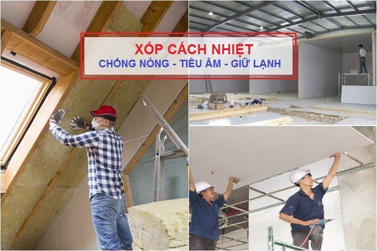 Tiêu chuẩn kỹ thuật của tấm xốp EPS tại Mê Linh hiện nay